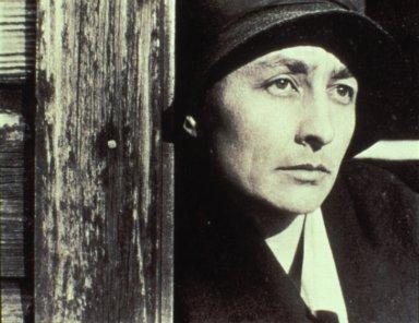 Georgia O'Keeffe: A Portrait-Head