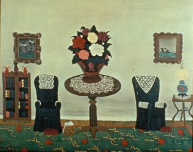 Victorian Interior