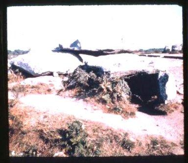 Carnac: Dolmen