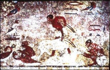 Beni Hasan: Tomb of Khnumhotep