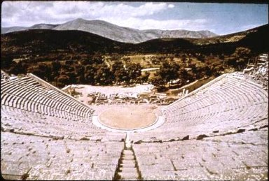 Theater at Epidhavros (Epidauros)