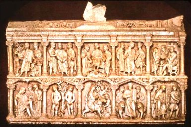 Marble Sarcophagus of Junius Bassus