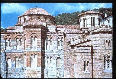 Hosios Loukas Monastery (Saint Luke of Stiris)
