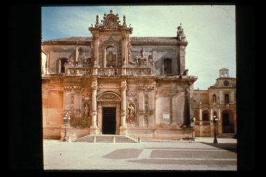 Cathedral at Lecce