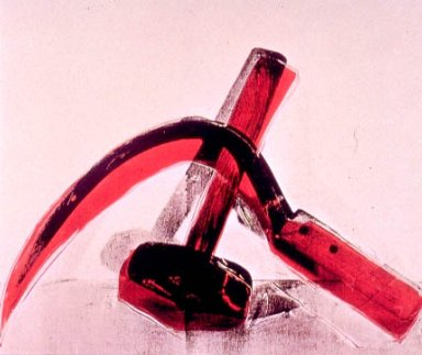 Still Life (Hammer and Sickle)
