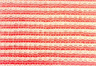 200 Campbell's Soup Cans