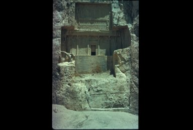 Naqsh-i-Rustam: Tomb of Darius the Great