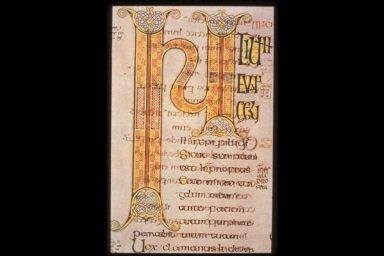 Echternach Gospels