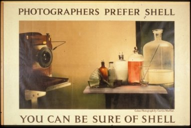 Photographers Prefer Shell