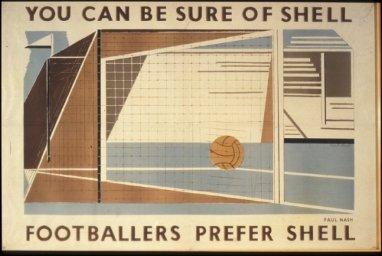 Footballers Prefer Shell