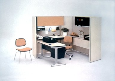 Herman Miller Office Furniture Displays