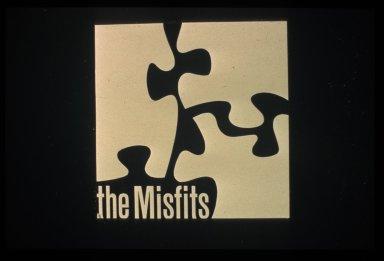 Misfits Film Title Still