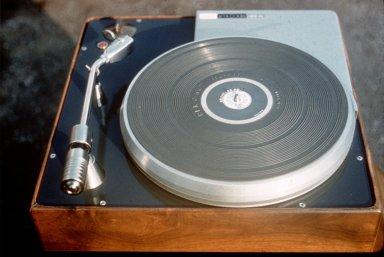 Rek-O-Kut Turntable Model N-33H