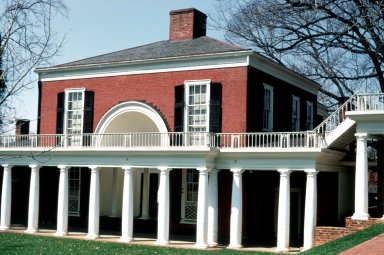 University of Virginia: Pavilion IX