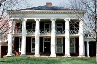 University of Virginia: Pavilion V