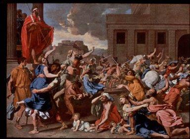 Rape of Sabine Women