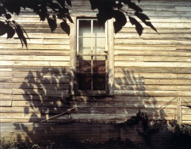Window, Near Stewart, Alabama