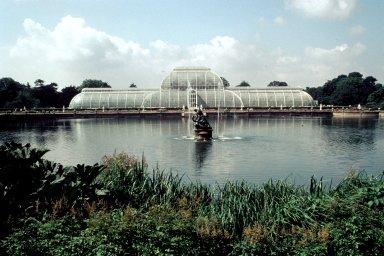 Kew Gardens: Palm House