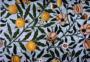 Fruit Wallpaper Series: Light Green