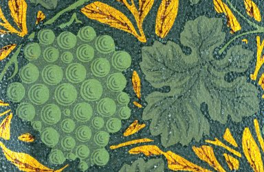 Vine Wallpaper Series: Dark Green