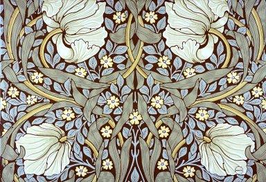 Pimpernel Wallpaper Series: Light Green