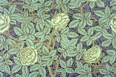 Rose Wallpaper Series: Brown