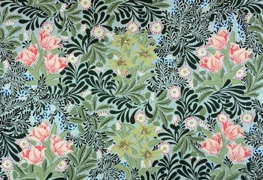 Bower Wallpaper Series: Light Blue