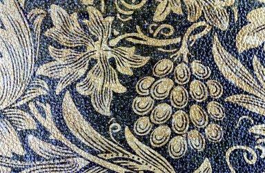 Sunflower Wallpaper Series: Dark Green