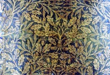 Acorn Wallpaper Series: Dark Green