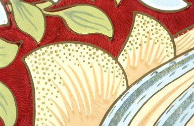 Saint James Wallpaper Series: Red