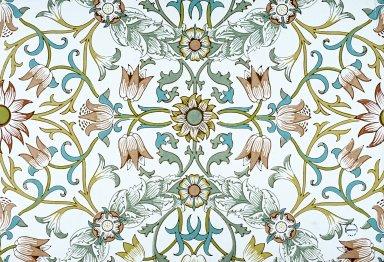 Ceiling Wallpaper Series: White