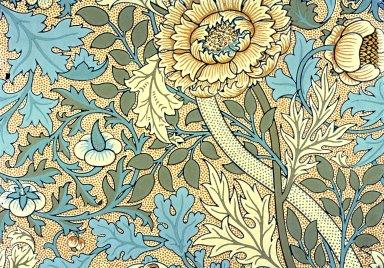 Norwich Wallpaper Series: Yellow
