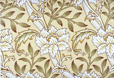 Hammersmith Wallpaper Series: Yellow