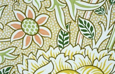Double Boughs Wallpaper Series: Cream