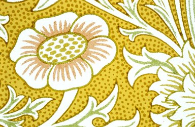 Double Boughs Wallpaper Series: Yellow