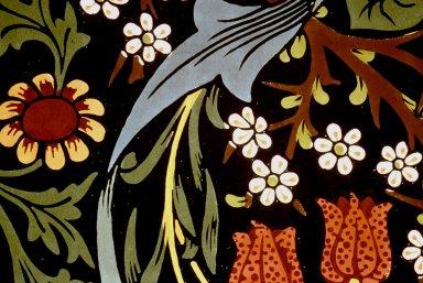 Blackthorn Wallpaper Series: Green