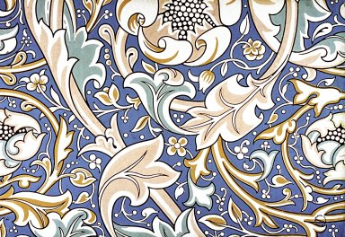 Iris Wallpaper Series: Blue