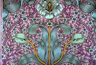Spring Thicket Wallpaper Series: Pink