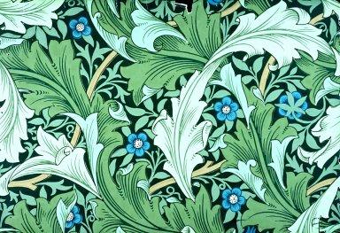 William Morris: Dark Green