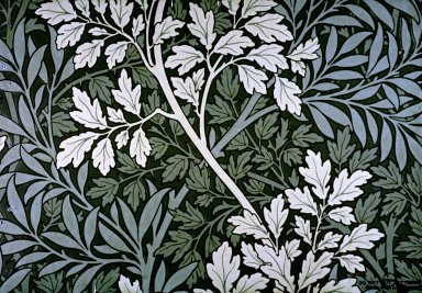 Foliage Wallpaper Series: Green