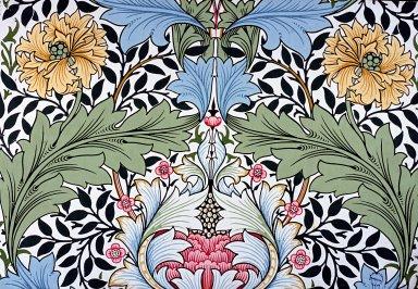 Myrtle Wallpaper Series: White