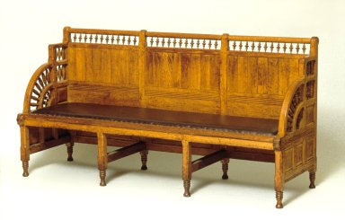 Bench for the Woburn Public Library
