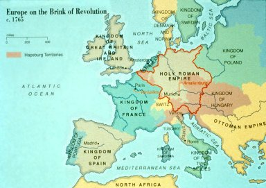 Europe on the Brink of Revolution