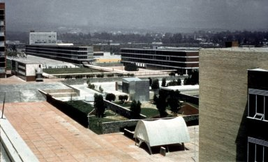 National University of Mexico: Cosmic Ray Laboratory
