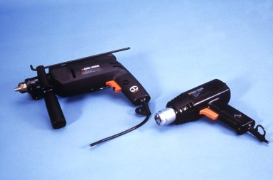 Variable Speed Drill and Paint Stripper