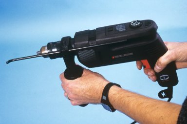 Variable Speed Reversing Hammer Drill
