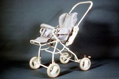 Folding Pushchair (Stroller)