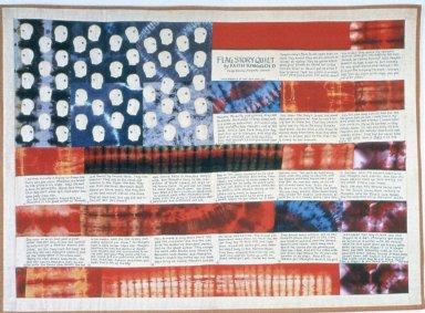 Flag Story Quilt 2