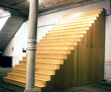 Stairs-These Stairs Can be Climbed