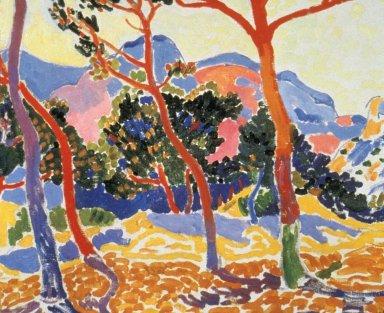 Les Arbres (The Trees)